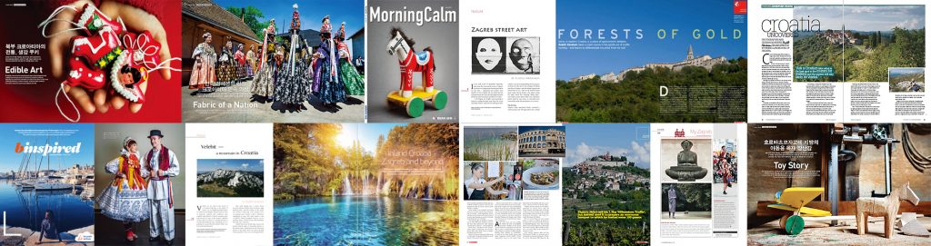 Croatia articles by travel writer and photographer Rudolf Abraham