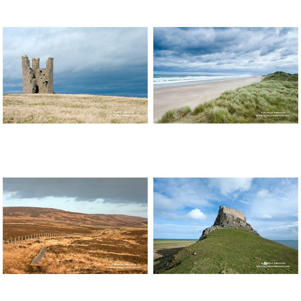 St Oswalds Way Northumberland Hiking by Travel Writer and Photographer Rudolf Abraham